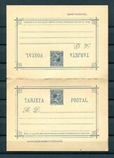 1889.ESPAÑA.EN €TERO POSTAL EDIFIL 20 .NUEVO.CAT.86€
