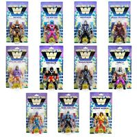 """Masters of the WWE Universe 5.5"""" Action Figure WAVE 5 Pick 15 Wrestlers 2/21/21"""