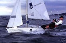 Laser 2 sailing dinghy  Blue Wave 2.5 fore stay NEW