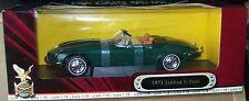 Road Signature 1:18 1971 Jaguar E Type - British Racing Green