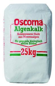 Oscorna Cohrs Algenkalk 25kg Gartenkalk Buchsbaumzünsler Zünsler Bekämpfen