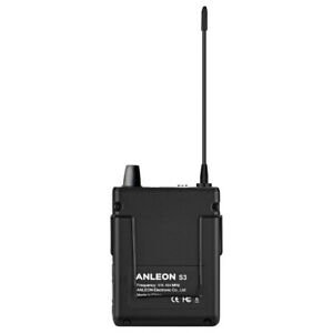 ANLEON Advanced S3 Receiver LCD Display In-Ear Monitor System Fit For Performers