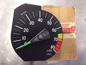 Veglia Tachometer Gauge 4304183 fits Fiat X1/9