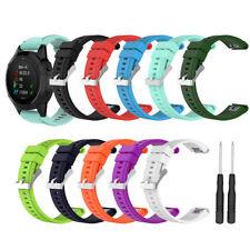 Reloj de Pulsera para Garmin Fenix 5X/3/3HR reemplazo de Silicona Descent Mk1 con Correa de