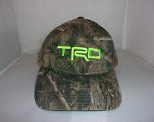 Camo Toyota TRD Cap