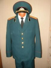 USSR Soviet army ceremonial  uniform Field Artillery Captain  officer 198X