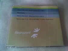 RONI SIZE / REPRAZENT - SHARE THE FALL - 4 MIX UK CD SINGLE