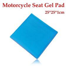 Top Motorcycle Seat Gel Pad Polyurethane Elastic Fiber Seat Gel Pad 25*25*1cm