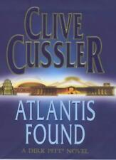Atlantis Found,Clive Cussler