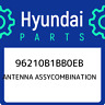96210B1BB0EB Hyundai Antenna assycombination 96210B1BB0EB, New Genuine OEM Part