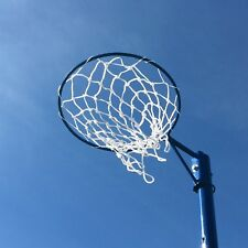 Replacement Netball Hoop - Regulation Size Powder Coated Ring - Blue Or Pink