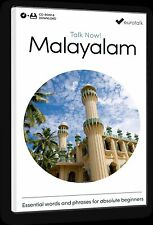 Eurotalk Talk Now Malayalam for Beginners - Download option and CD ROM