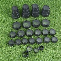 30-69MM Rifle Scope Lens Cover Flip Up Quick Spring Protection Cap Objective Lid