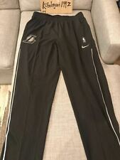 22ddf82b Nike NBA Los Angeles Lakers Athlete Warm Up Pants Limited Detachable  Reflective