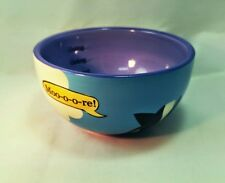 NEW!!  LARGE Ben and Jerry's Cow Cloud Ice Cream Dessert Cereal Bowl. 22 oz.