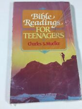 Bible Reading for Teenagers by Charles S. Mueller