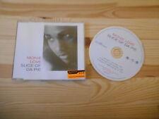 CD Pop Monie Love - Slice Of Da Pie (3 Song) Promo URBAN UNIVERSAL