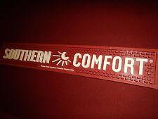 """SOUTHERN COMFORT RUBBER BAR RAIL SPILL MAT 20-3/4"""" LONG"""
