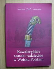 SOVIET CAVALRY SHASHKA SWORD SABRE IN THE POLISH ARMY REFERENCE BOOK