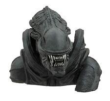 ESZ8407. Sci-Fi Movie Monster ALIEN VINYL BUST BANK Diamond Select Toys (2014)