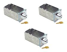 3 Pack - Whirlpool / Maytag Money Box Coin Box Greenwald 8-1170 Esd 72199-Xd