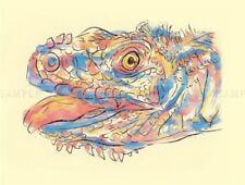 Lizard Nature Art Posters