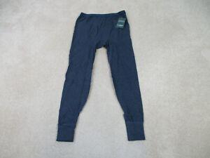 NEW LL Bean Pants Adult Medium Blue Outdoors Hiking Hiker Cotton Mens