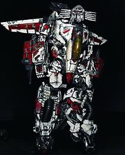 TRANSFORMERS Custom  Jetfire Leaderclass Concept  Master Piece Art