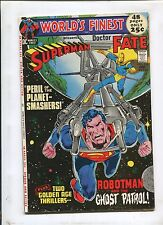 WORLD'S FINEST COMICS #208 (7.5) PERIL OF THE PLANET-SMASHERS!