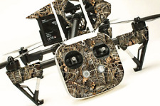 DJI Inspire 1 Quadcopter/Drone, Transmitter, Battery Wrap/Skin | Max 4 Camo