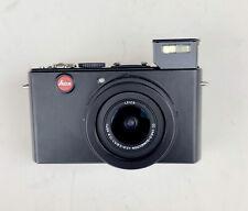 Leica D-LUX 4 10,1 MP Digitalkamera - Schwarz