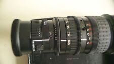 Fujinon TV zoom 10-160mm f2.5 macro c mount  lens bolex parfocal bmpcc nikon j5