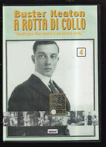 EBOND A rotta di collo Buster Keaton Vol. 4 (1921)  DVD D554704