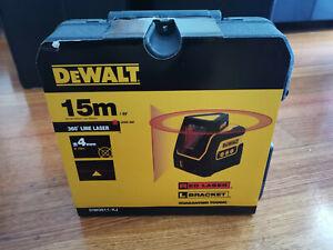 Dewalt Red Laser Beam Self Levelling 360 DW0811-XJ DIY