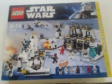 LEGO 7879 STAR WARS HOTH ECO BASE NUOVO NEW NISB