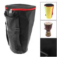 10 Inch Djembe Bag Case Thick Shockproof Waterproof Africa African Drum Bags