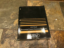 2010 Ford F-250 F-350 6.4L Diesel Emissions Diagnosis Powertrain Service Manual