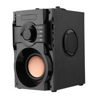 Bass Bluetooth Speaker 2.1 Stereo Subwoofer Music HiFi Speaker Sound Box