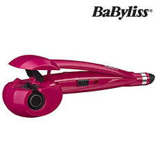 BaByliss 2663U Simplicity Fashion Curl Secret Pink With 2 Warmth Settings