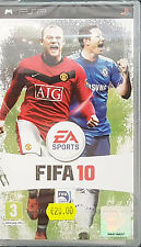 FIFA 10 -2009- Sony PSP Game -PAL-