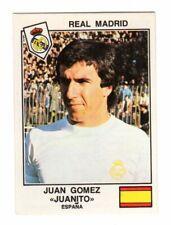 Figurine footballers Euro Football 79 Panini NEW number 102 Real Madrid Juanito