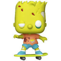 FUNKO POP! - NOW AVAILABLE -THE SIMPSONS - ZOMBIE BART