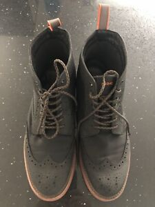 SWIMS Men's Brogue Boot Size 11