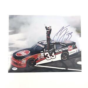 Austin Dillon signed 11x14 photo PSA/DNA Autographed Nascar