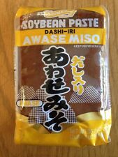 Big Size! Shirakiku Soybean Paste Dashi-iri Awase Miso Paste 35.2oz(1Kg)
