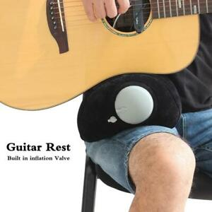 Acoustic / Classical Guitar Inflatable Pad Neck Rest Playing Stand Built