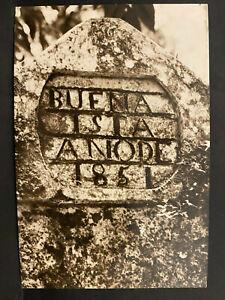 Puerto Rico 2000s, Ponce HACIENDA BUENAVISTA Post Cards, Tarjeta Postal unused