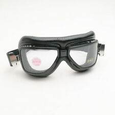 Riding Goggles - Anti-Fog & Uv Lenses With Vents On Top & Bottom