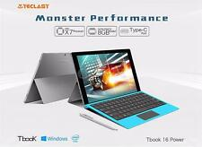 Teclast tbook 16 POWER OS 8gb/64gb DUAL Intel Atom x7 z8750 QUAD CORE TABLET PC
