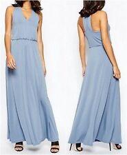 Vestiti da donna blu maxi taglia XL